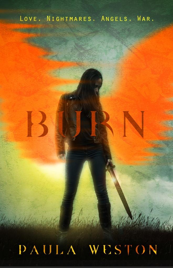 BURN7 sword