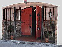 Club door